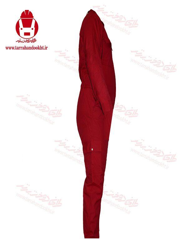 لباس جوشکاری آرگون