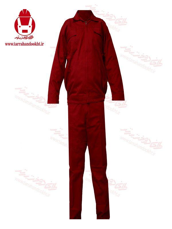 لباس کار جوشکاری آرگون
